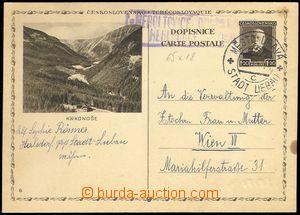 80304 - 1933 poštovna HEROLTOVICE (Město Libavá), kat. Geb.0293 -