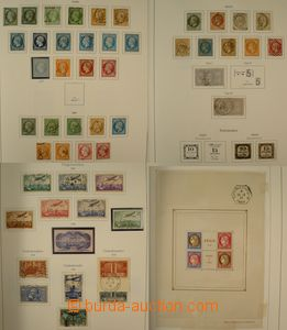 80324 - 1849-1985 FRANCE  basic collection, contains well zastoupeno