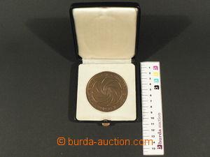 80635 - 1960 RUMUNSKO  medaile z fotografické výstavy Salon Internat