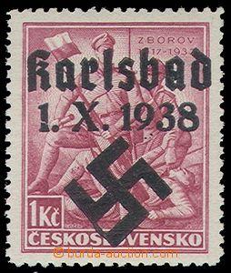 80776 - 1938 Karlsbad Mi.42, zk. Richter