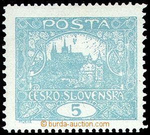 81004 -  Pof.4F IIp, 5h blue-green bar subtype IIa, pos. 10, plate 4