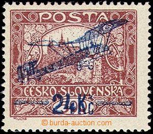 81396 - 1920 Pof.L2B, I.emise, 24Kč/500, kat. 4000Kč