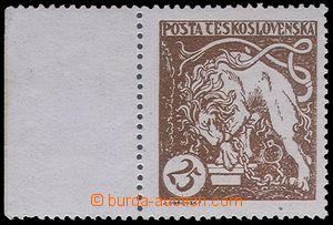 81532 -  Pof.28Aa, 25h light brown, L margin, exp. by Gilbert