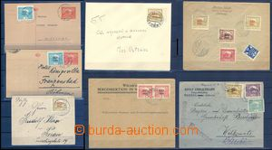 81566 - 1919-20 CZECHOSLOVAKIA 1918-39 / SO1920 (overprint)  collect
