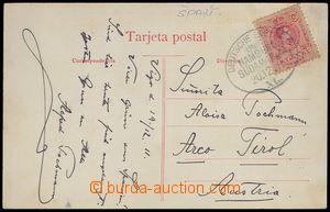 81626 - 1911 GERMANY  pohlednice španělského města Vigo, vyfr. �