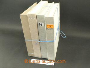 81944 -  4ks ochranných krabic na albové listy Pofis, polepeno tka