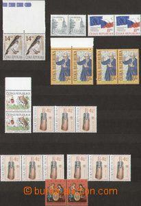 83344 - 1994-2001 sestava 10ks DV, Pof.51 DV 5/2 (ryska nad Á), Pof