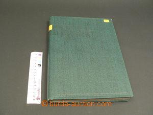 83523 - 1900-1960 ALBANIA, MALTA  neúplné sbírky v 8-listovém z�