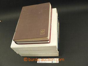 83571 - 1960-1990 OSN  skoro kompletní sbírka známek úřadoven N
