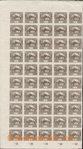 84053 -  Pof.1, 2ks tiskových archů TD1, TD2, v polovině svisle o