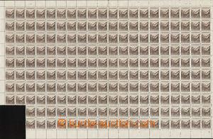 84963 - 1940 Alb.48Y, Tatranské (malý formát) 10h hnědá, průsv