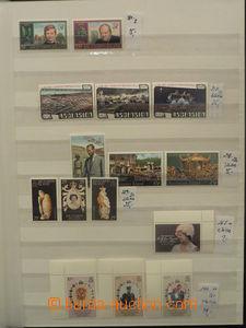 85309 - 1960-87 [SBÍRKY]  ASCENSION ISL., TRISTAN DA CUNHA  neúpln