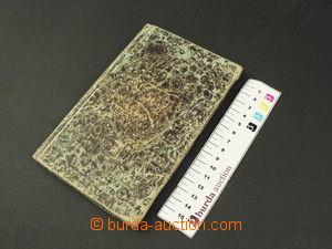 85342 - 1827 vandrovní knížka vázaná v tvrdých deskách, 80 st