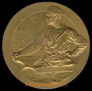 85371 - 1930 ČSR I.  Neubauer: medaile Obchodní a hospodářské k