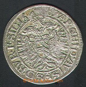 85389 - 1669 Leopold I. 3krejcar, Vratislav, 1669, SHS Hamer, Ag, 1/