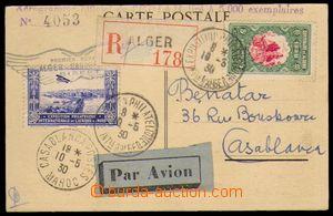 86529 - 1930 R+Let-pohlednice vyfr. zn. Mi.100, PR Exposition Philat