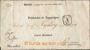 86785 - 1861 FRANZ JOSEPH I. (1830–1916), rakouský císař, podpis Fer