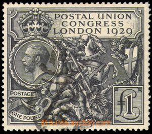 87948 - 1929 Mi.174 Kongres UPU, koncová hodnota, dobře zachovalé