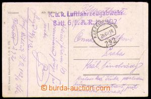 88151 - 1918 K.u.K. LUFTFAHRTEUGABWEHR/ Batt.6/ F.A.R. No.102, řád