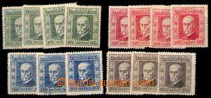 88244 -  Pof.176-177 P5-8, 178179 P5, P7-8, sestava 14ks známek