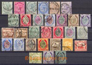 88594 - 1885 Mi.4-9, 17-23, 24-32, kat. 95€