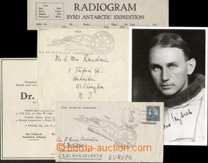 89955 - 1930-32 VOJTĚCH Václav, Dr. (1901-1932), badatel, polárník a