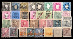 92302 - 1865-1910 sestava více než 30ks různých zn., včetně portugal