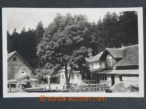 92691 - 1930 ŠERLIŠSKÝ MLÝN (Schierlichmühle) - photo postcard, open