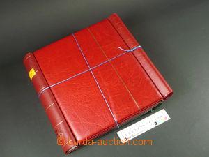 94783 -  PÉROVÉ DESKY  sestava 3ks pérových desek, 2x Leuchtturm, 1x
