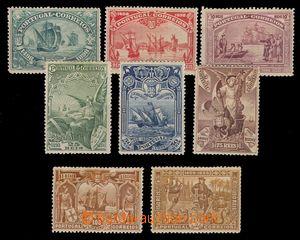 94960 - 1898 Mi.138-145, Vasco da Gama, kat. 240€