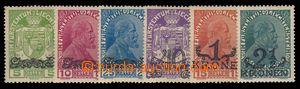 95061 - 1920 Mi.11-16, luxusní, kat. 60€