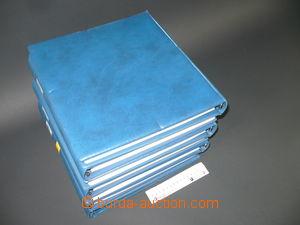 96875 - 1918-39 ČSR I.  velmi pěkná značně kompletní sbírka v 7 krou