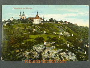 97441 - 1915 ZNOJMO (Hradiště / Pöltenberg) - křížová cesta, prošlá,