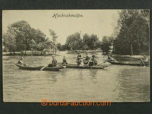 97472 - 1920 GABLITZ - letovisko Hochram-Alpe, prošlá, příčný