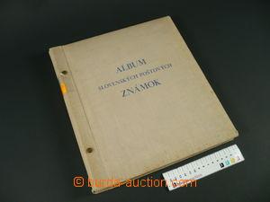 97776 - 1939-45 SLOVENSKO  kompletní mírně specializovaná sbírka zn.