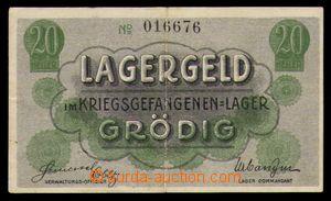 98062 - 1917 NOUZOVÁ PLATIDLA / RAKOUSKO  zajatecký tábor Gröding, 2