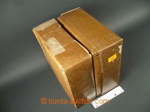 98091 - 1918-37 ČSR I. specializovaná sbírka dopisnic a obrazových d