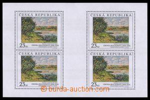 98223 - 2008 Pof.PL578, Umění - Braunerová 23Kč, varianta bez středo