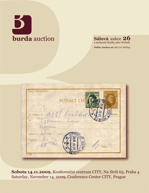 Public Auction 26 - aukční katalog