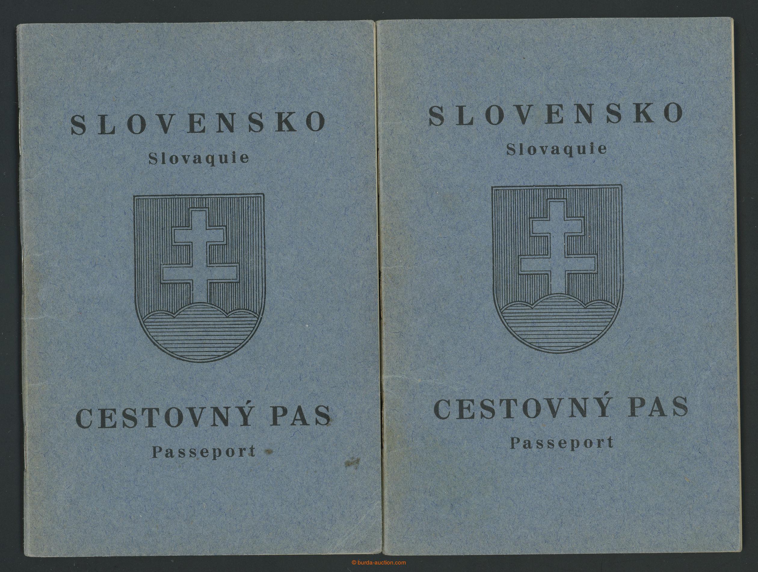 seznamka s cestovními pasy